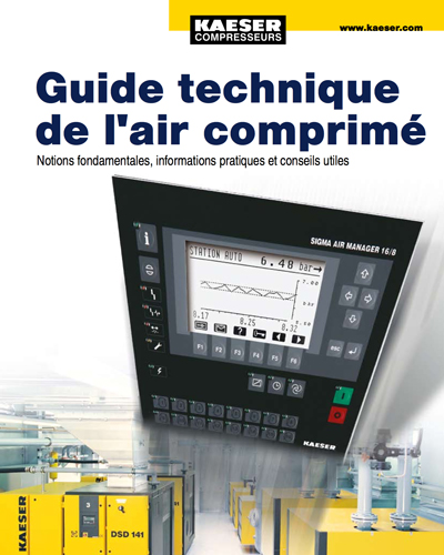 Guide technique de l'air comprimé